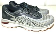 ASICS Women's Size 9 GT-2000 6 Running Shoes MID Grey/Silver/Carbon Sneaker New