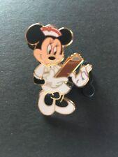 Disney MINNIE NURSE Pin 1st in Series of 5 FLORIDA BLOOD BANK EXCLUSIVE Pin