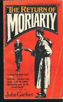 Complete Set Series - Lot of 3 Professor Moriarty - John Gardner (Mystery)