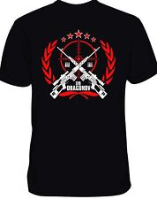 NEW SVD DRAGUNOV RUSSIAN SNIPER RIFLE T SHIRT SIZE S-3XL