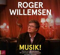ROGER WILLEMSEN - MUSIK!  2 CD NEW WILLEMSEN,ROGER