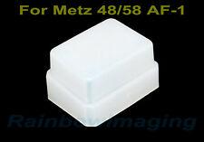 JJC FC-26L Flash Bounce Diffuser Cap for Metz mecablitz 48 58 50 AF-1 Speedlite
