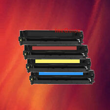 4 Color Toner 1 Set for HP LaserJet Pro CM1415fnw MFP