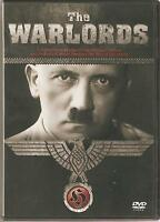THE WARLORDS DVD -  A FASCINATING PROFILE OF THE KEY MEN HITLER CHURCHILL STALIN