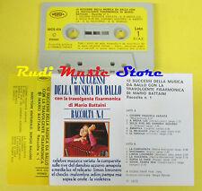 MC MARIO BATTAINI 12 successi della musica da ballo raccolta 1 no cd lp dvd vhs