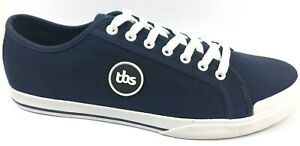 TBS Tsintao-S8032 Chaussures en Toile Homme EUR 46 UK 11 Bleu Marine