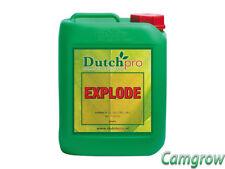 Dutch Pro - Explode 5 Litre - Pk Bloom Boost Stimulator Hydroponics