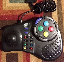 PLAYSTATION 1 & 2 TYCO ARCADEMAX JOYSTICK GAME CONTROLLER WITH TURBO & AUTO