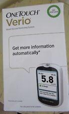 ONE Touch Verio GLICEMIA Misuratore/Monitor