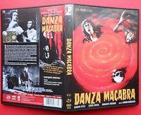 dvd film horror movie danza macabra danse macabre barbara steele georges riviere