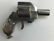 Old Vintage Dandy Austrian Automatic Figural Pistol Gun Lift Arm Lighter UnUsed