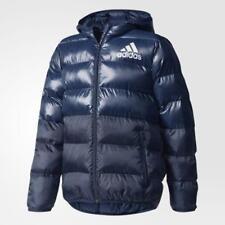 Adidas pour Junior Bottes Veste Doudoune Bleu 15-16 ans