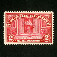 US Stamps # Q2 Superb Choice OG NH