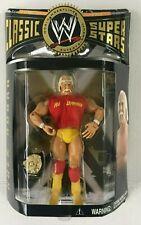 WWE Classic Superstars  8 Hulk Hogan Jakks  WWF W/ belt NIB FREE SHIPPING