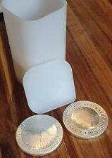 1oz  2017 Perth Mint Kangaroo Silver Coin .9999