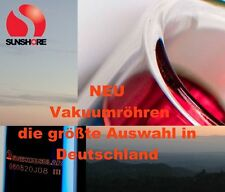 Sunshore SOLAR Vakuumröhre 47mm x 1650mm
