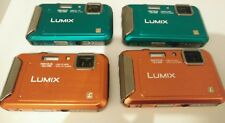Panasonic Lumix DMC-FT20 Waterproof Underwater Digital Camera untested