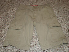 Boys shorts size 14 Tan Levi's shorts size 27 Levi's shorts size 14 New