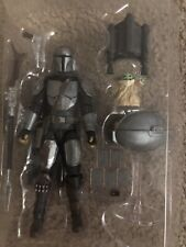 Star Wars Black Series Din Djarin Mandalorian Child Baby Yoda Grogu Figure 6?