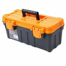 Tool Box Craftright 330mm built in compartments Orange Black
