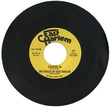 "VOICES OF EAST HARLEM  ""CASHING IN""    CLASSIC 70's FLOORFILLER"