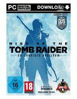 Rise of the Tomb Raider 20 Year Celebration Steam Pc Key Code [Blitzversand]