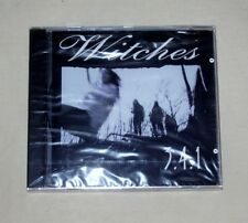 WITCHES - 3.4.1 CD ORG Boucherie Productions 1995 !!! Still Under Blistter !!!