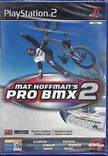 Ps2 PlayStation 2 **MAT HOFFMAN'S PRO BMX 2** nuovo sigillato italiano Pal