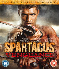 Spartacus Season - Vengeance Blu-Ray
