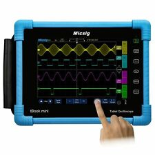 Micsig TO1104 Digital Tablet Touchscreen Portable Oscilloscope 100MHz 4Ch 28Mpts