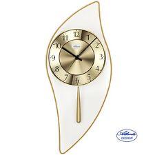Atlanta 50 Wall Clock Pendulum Quartz Watch living room work 260