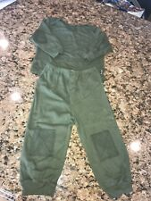 Soup Baby Boys Boutique Military Green Outfit 18 M Adorable
