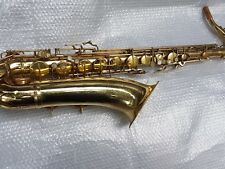 1946 CONN 10 M NAKED LADY TENOR SAX / SAXOPHONE - made in USA
