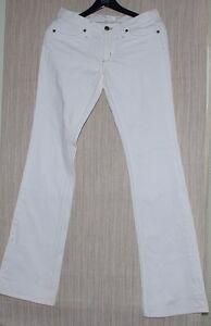 Habitual Cotton Blend Women Denim Pants Boot Cut Jeans- Size: 28