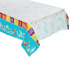Science PartyTablecover|Science Party|Party Tablecover|Plastic Tablecover