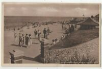 Mablethorpe The Promenade 1946 Vintage Postcard Lincolnshire 349c