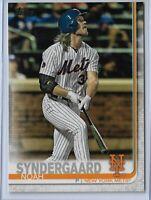 2019 Topps Series 2 Baseball Short Print Variation Noah Syndergaard #359 NY mets