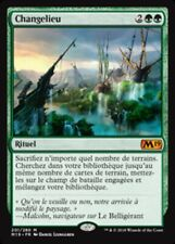 Changelieu - Scapeshift - M19  Magic Mtg -