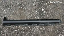 VOLVO C30 OFFSIDE RIGHT SIDE SILL COVER SKIRT in unpainted BLACK C 30 GENUINE
