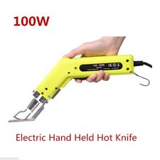Electric Hand Held Hot Heating Knife Cutter 100W Non-Woven Fabric Cutting 220V