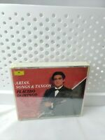 Placido Domingo - Arias Songs and Tangos CD Brand New