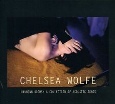 Chelsea Wolfe - Unknown Rooms: A Collection of Acoustic Songs [New CD] Digipack