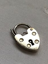 Lock Clasp Sterling Silver 1978