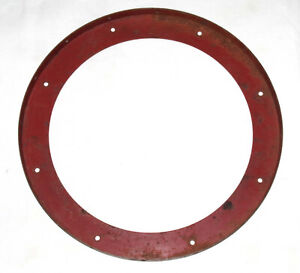 Meccano Large Flanged Ring - Part 167b