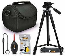 Premium Case + Tripod f/ Canon Powershot G9 X Mark II, G7 X Mark II, SX540 SX420