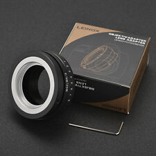 LEINOX M42-M43 Tilt Adapter for M42 Lens to Micro 4/3 M43 M4/3 Camera GH4 EP2