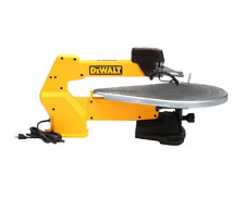 "DeWalt 20"" Variable-Speed Scroll Saw, Double Parallel-Link Arm, Wood, Craftsman"