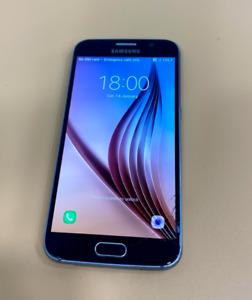 Samsung Galaxy S6 32GB Black Unlocked TRG91239