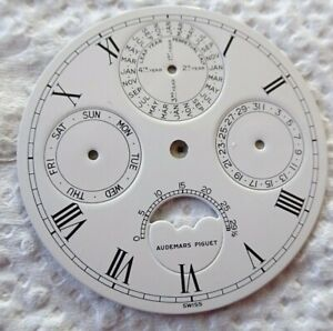 Audemars Piguet Ewiger Kalender mit Mondphase dial new 5020 Model 5555