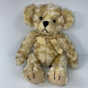 "Russ COSGROVE THE TEDDY BEAR 13"" Plush STUFFED ANIMAL Toy"